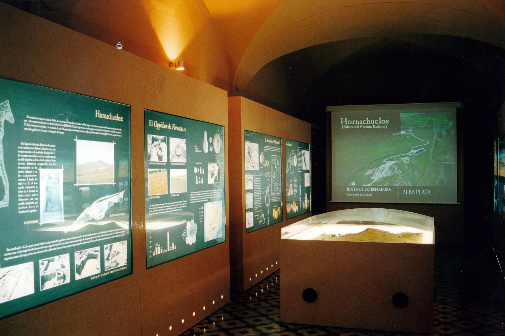 FORNACIS - El oppidum de Fornacis en el marco histórico de la Beturia