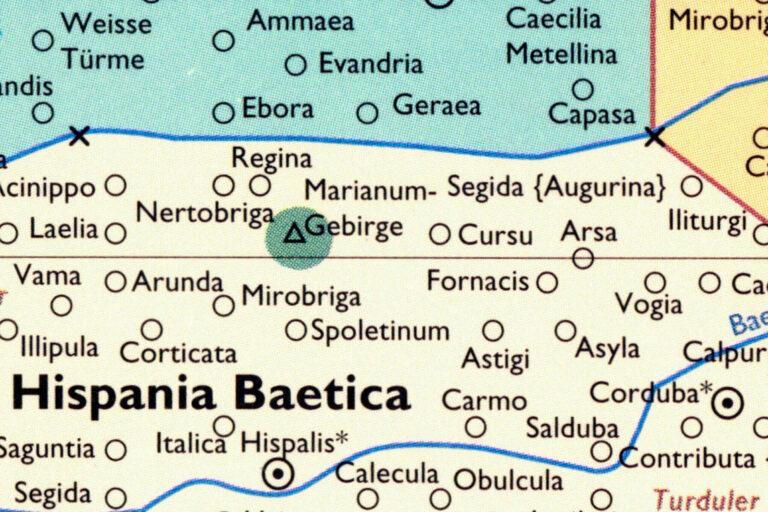 Anualidades - FORNACIS - El oppidum de Fornacis en el marco histórico de la Beturia