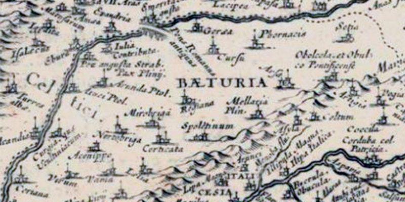 Hornachuelos - FORNACIS - El oppidum de Fornacis en el marco histórico de la Beturia